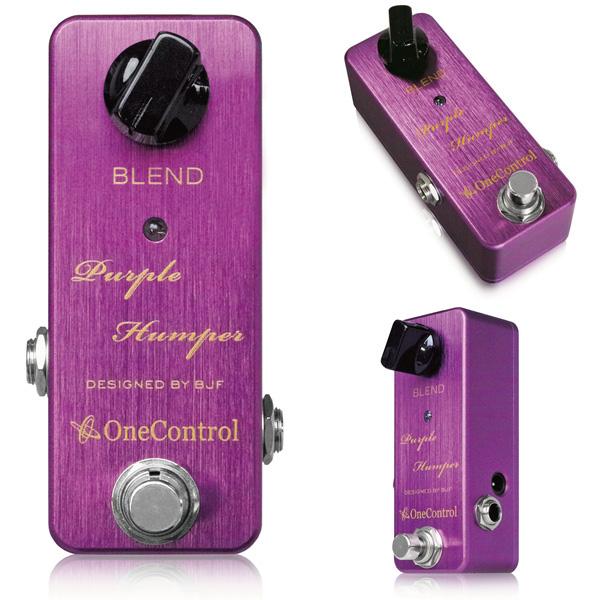 One Control / Purple Humper 【ワンコントロール】【ミッドブースター】【新宿店】