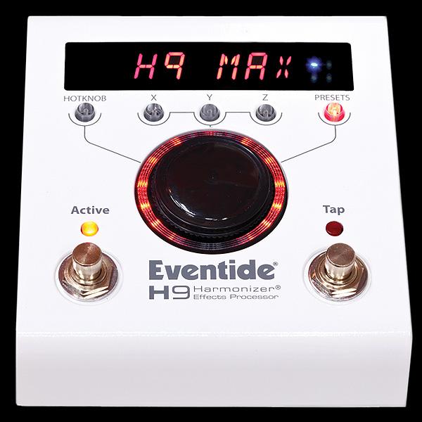 Eventide / H9 MAX 【イーブンタイド】【マルチエフェクター】【新宿店】