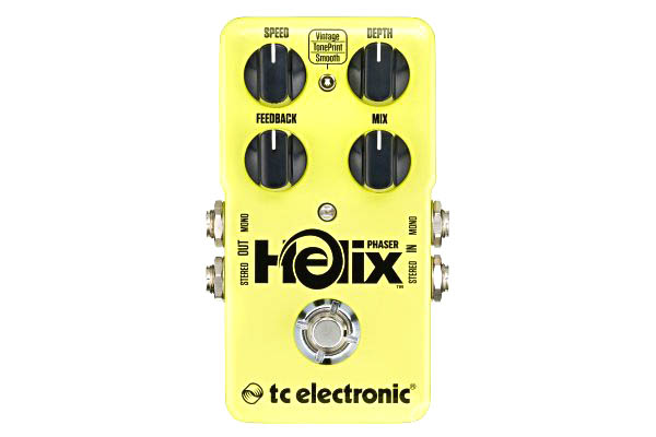 tc.electronic / Helix Phaser 【TCエレクトロニック】【へリックスフェイザ-】【新宿店】
