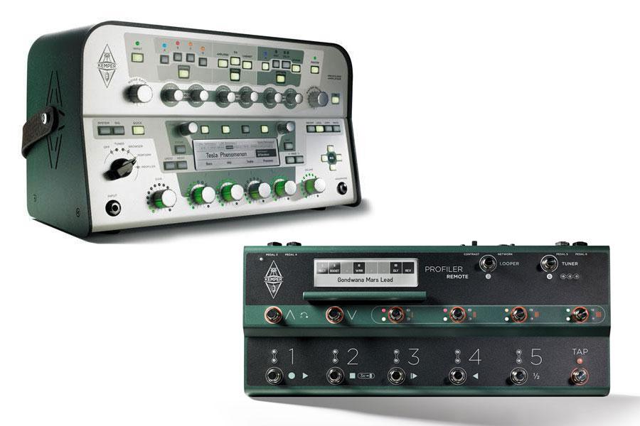 Kemper / Profiling Amp White + Profiler Remote 【横浜店】