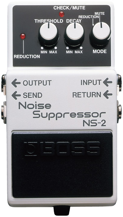 BOSS / NS-2 Noise Suppressor 【エフェクター】【ボス】【ノイズサプレッサー】【新宿店】