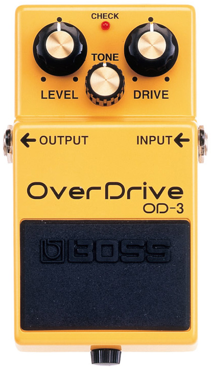 BOSS / OD-3 Over Drive 【エフェクター】【ボス】【オーバードライブ/Overdrive】【新宿店】