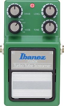 Ibanez / TS9DX Turbo Tubescreamer 【エフェクター】【アイバニーズ】【TS-9DX/ターボチューブスクリーマー】【新宿店】