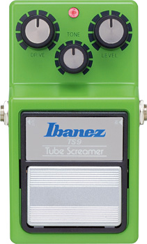 Ibanez / TS9 Tubescreamer 【エフェクター】【アイバニーズ】【TS-9/チューブスクリーマー】【新宿店】