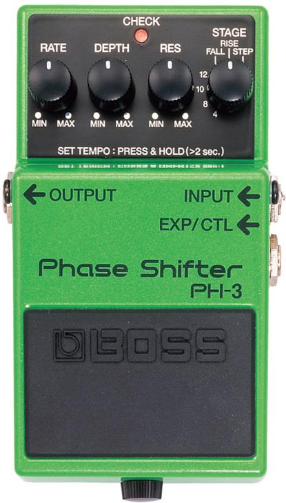 BOSS / PH-3 Phase Shifter 【エフェクター】【ボス】【フェーズシフター/フェイズシフター】【新宿店】