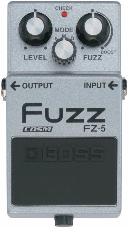 BOSS / FZ-5 Fuzz 【エフェクター】【ボス】【ファズ】【新宿店】