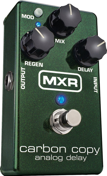 MXR / M169 Carbon Copy Analog Delay 【エフェクター】【M-169】【カーボンコピー】【アナログディレイ】【横浜店】