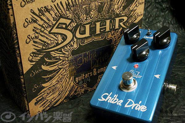 Suhr / Shiba Overdrive 【エフェクター】【サー】【シバ】【オーバードライブ】【新宿店】