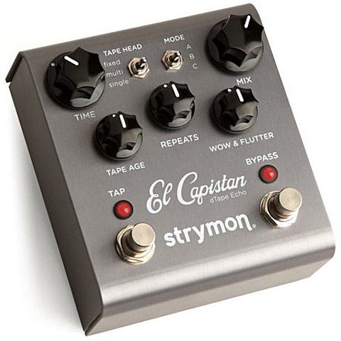 Strymon / El Capistan dTape Echo 【エフェクター】【ストライモン】【エルキャピスタン】【dテープエコー】【福岡パルコ店】