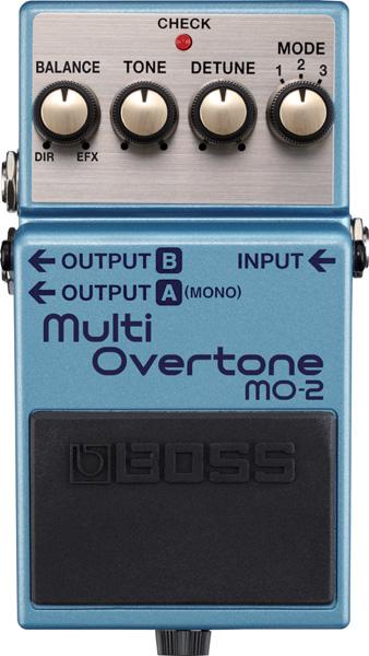 BOSS / MO-2 Multi Overtone 【エフェクター】【ボス】【MO2】【マルチオーバードライブ】【新宿店】