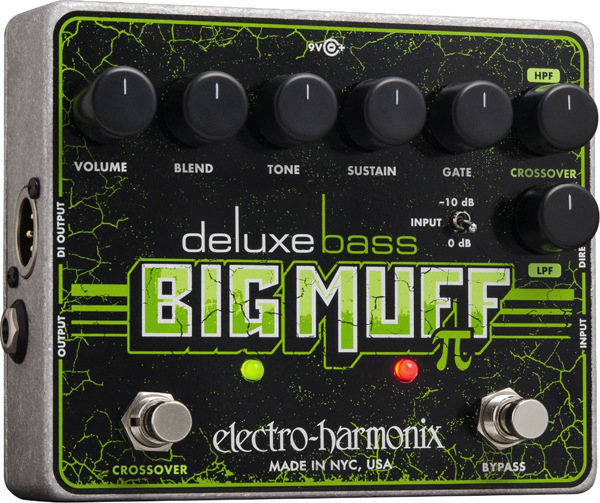 electro-harmonix / Deluxe Bass Big Muff π (pi) Distortion / Sustainer 【エレクトロハーモニクス】【ディストーション/サスティナー】【店頭展示品特価】【新宿店】