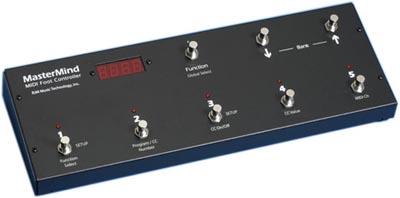 RJM / Master Mind MIDI Controller 【エフェクター】【マスターマインドミディコントローラー】【新宿店】