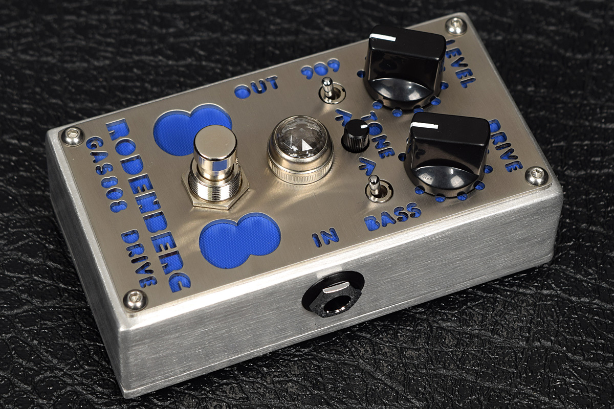 Rodenberg / GAS-808NG Overdrive 【新宿店】