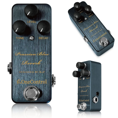 One Control / Prussian Blue Reverb【横浜店】