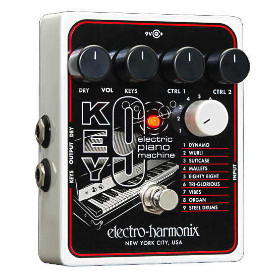 electro-harmonix / KEY9 Electric Piano Machine 【新宿店】