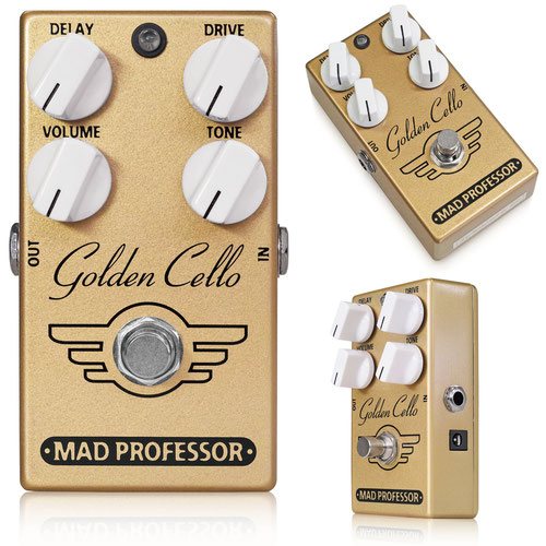 Mad Professor / Golden Cello【新宿店】