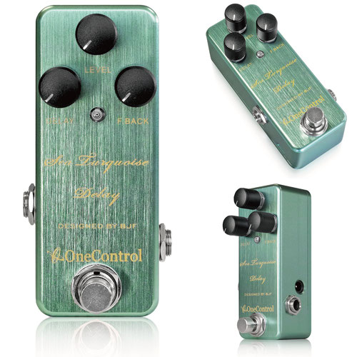 One Control / Sea Turquoise Delay【新宿店】