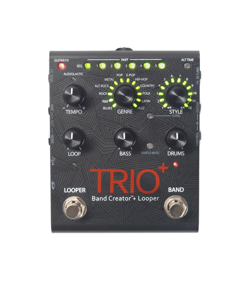 Digitech / TRIO+ Band Creator 【新宿店】