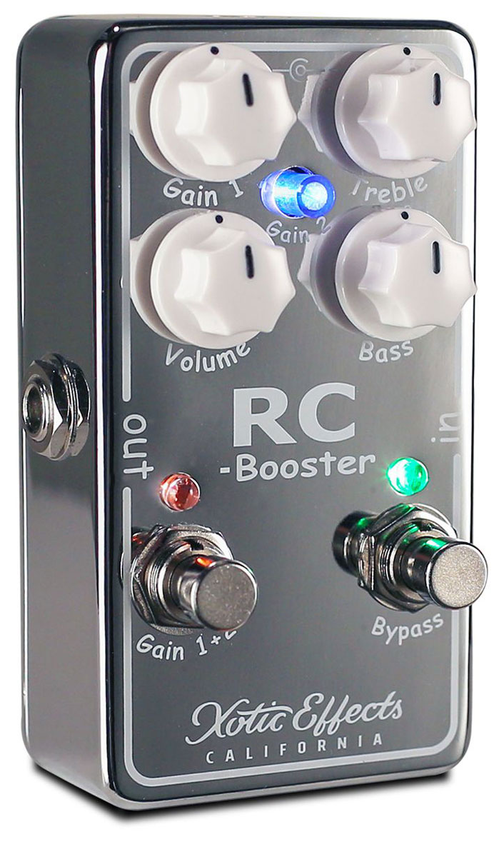 Xotic / RC Booster V2 【新宿店】