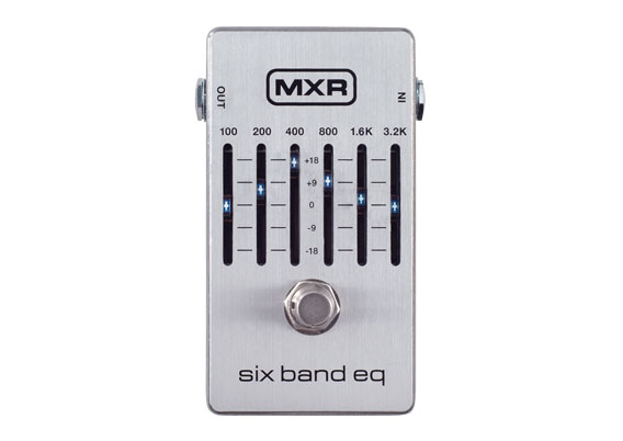 MXR / M109S Six Band Graphic EQ【福岡パルコ店】