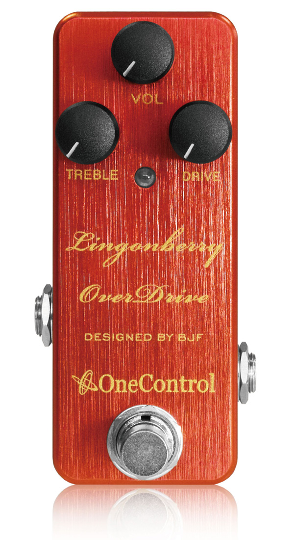 One Control / Lingonberry OverDrive【福岡パルコ店】