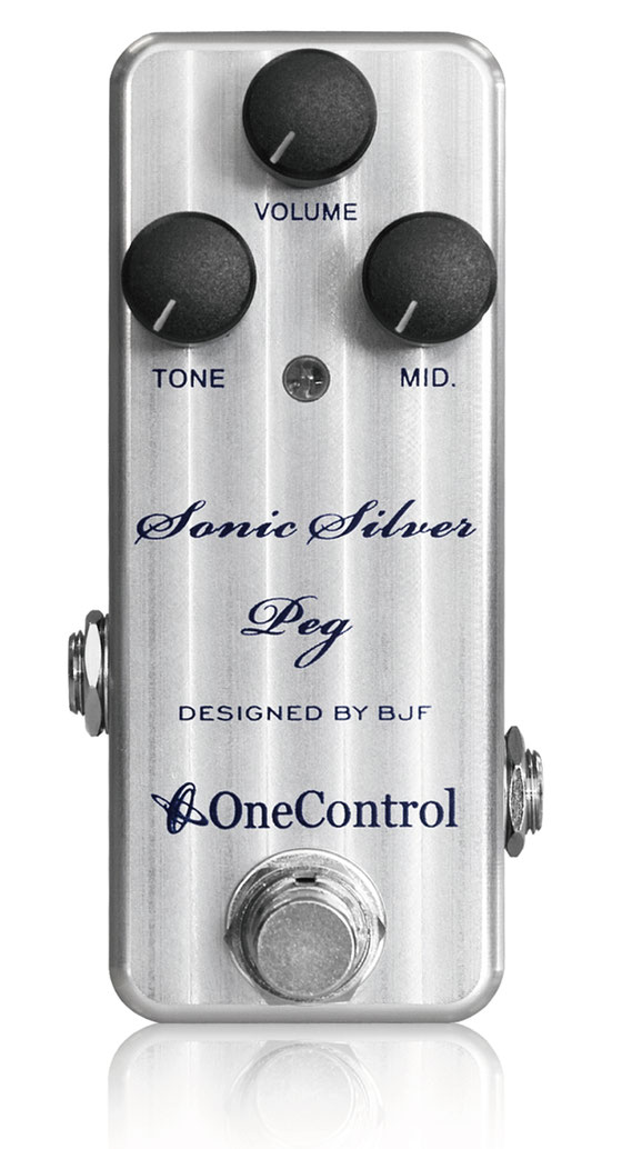 One Control / Sonic Silver Peg 【新宿店】