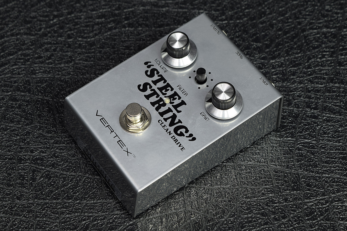 Vertex / Steel String Clean Drive【オーバードライブ】【新宿店】