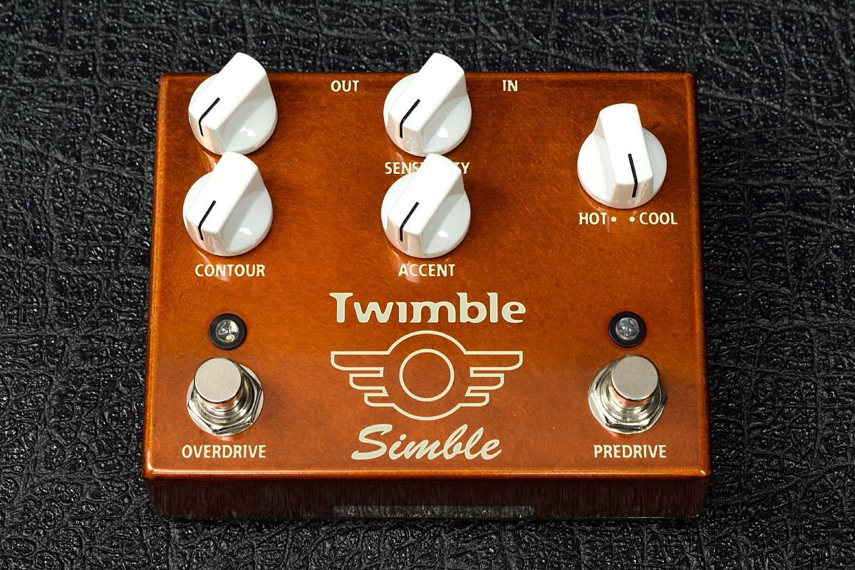 Simble Pedal / Twimble オーバードライブ 【新宿店】