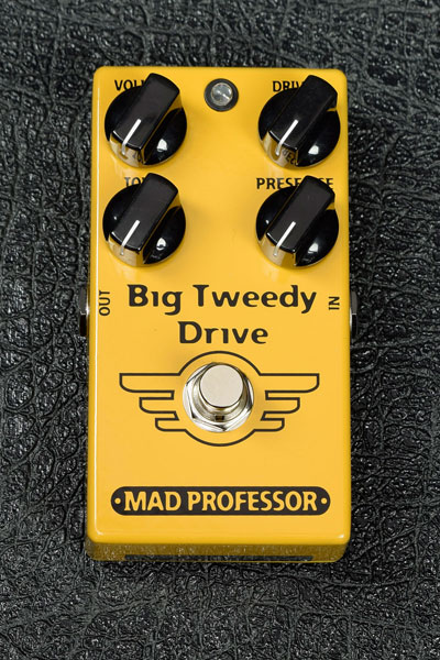 Mad Professor / Big Tweedy Drive オーバードライブ 【新宿店】