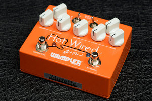 WAMPLER PEDALS / ワンプラーペダル HOT WIRED V2 【新宿店】