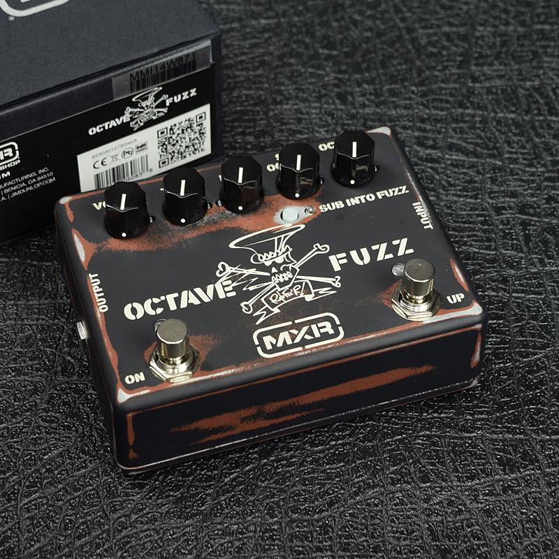 MXR / Slash Octave Fuzz SF01【オクターブファズ】【スラッシュ】【新宿店】