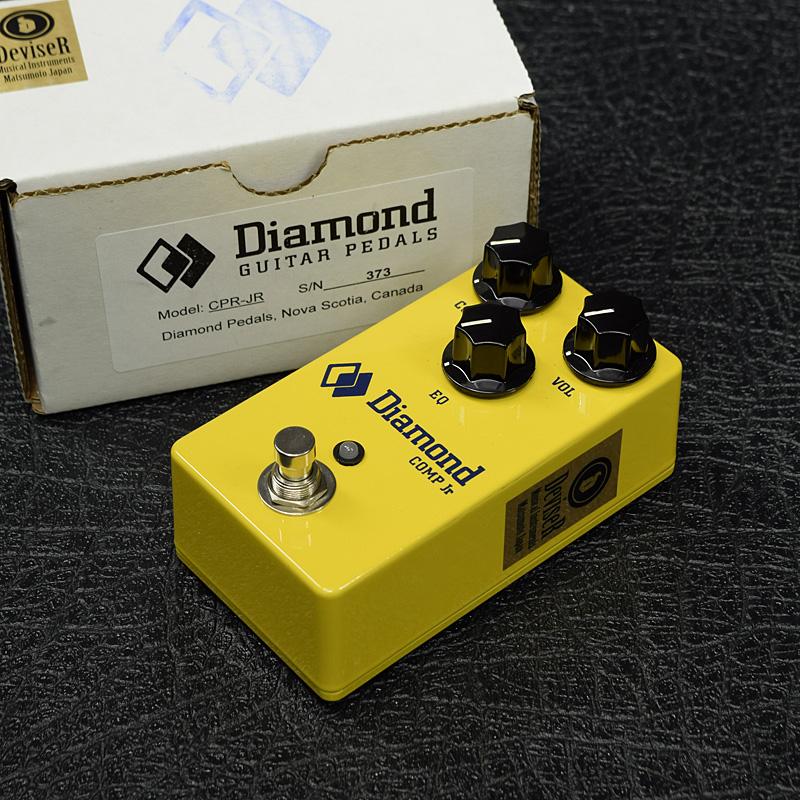 Diamond Guitar Pedals / CPR-JR Compressor Jr 【コンプレッサー】【ダイアモンドギターペダル】【新宿店】