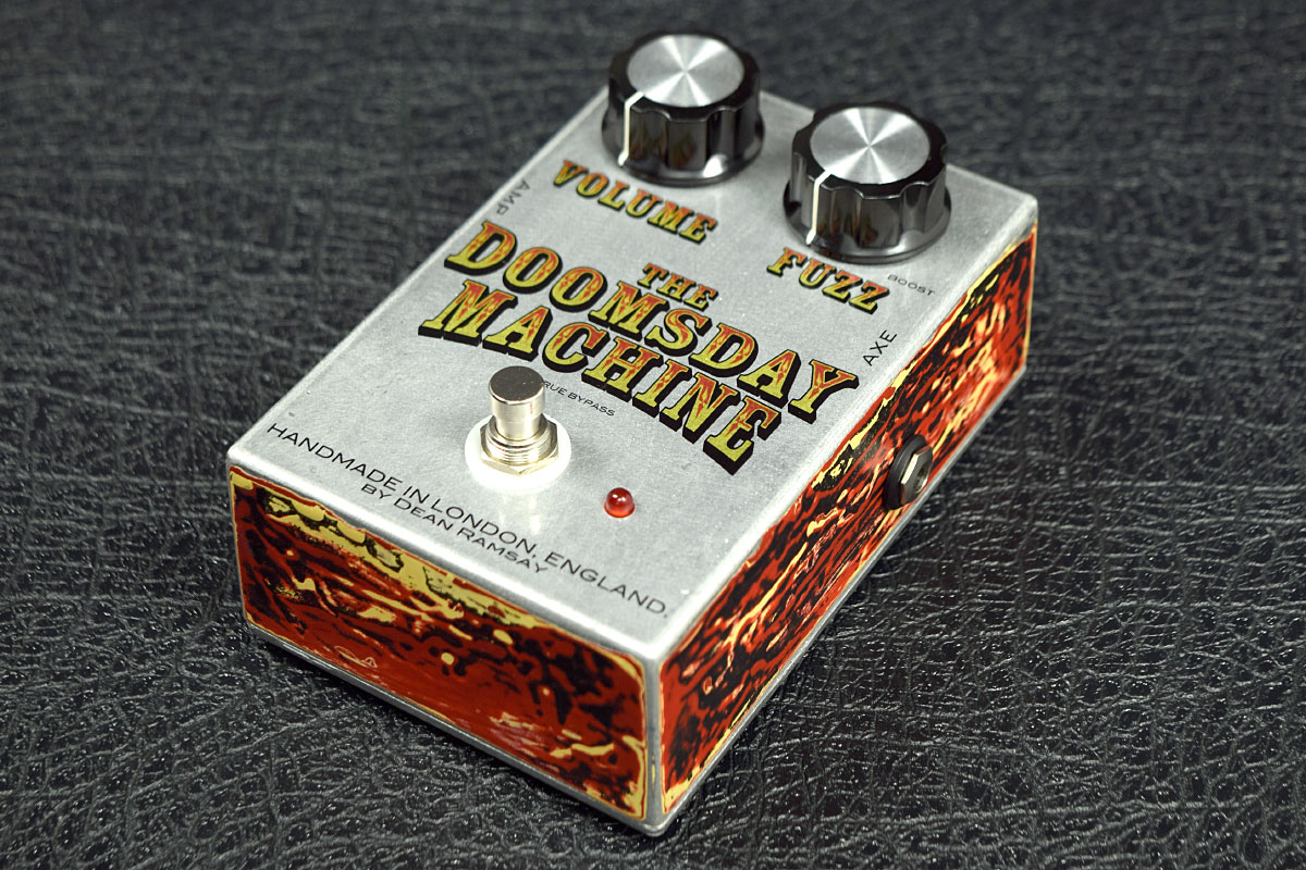 Dean Ramsay / The Doomsday Machine Fuzz 【ファズ】 【新宿店】