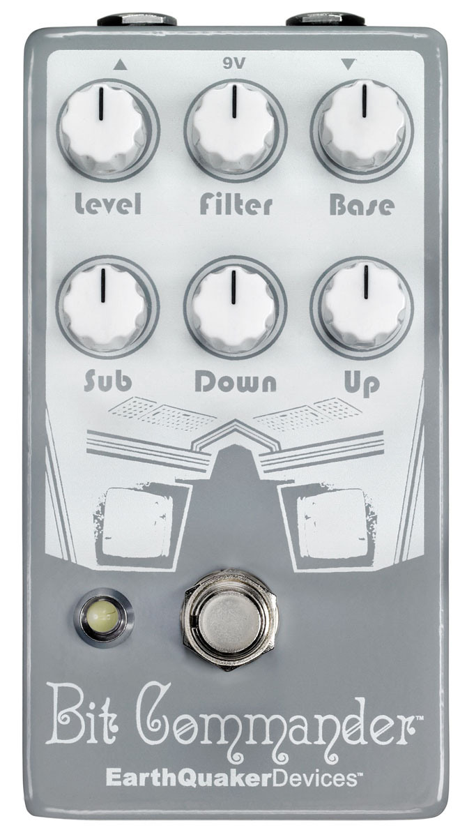 EarthQuaker Devices / Bit Commander オクターブシンセ 【新宿店】