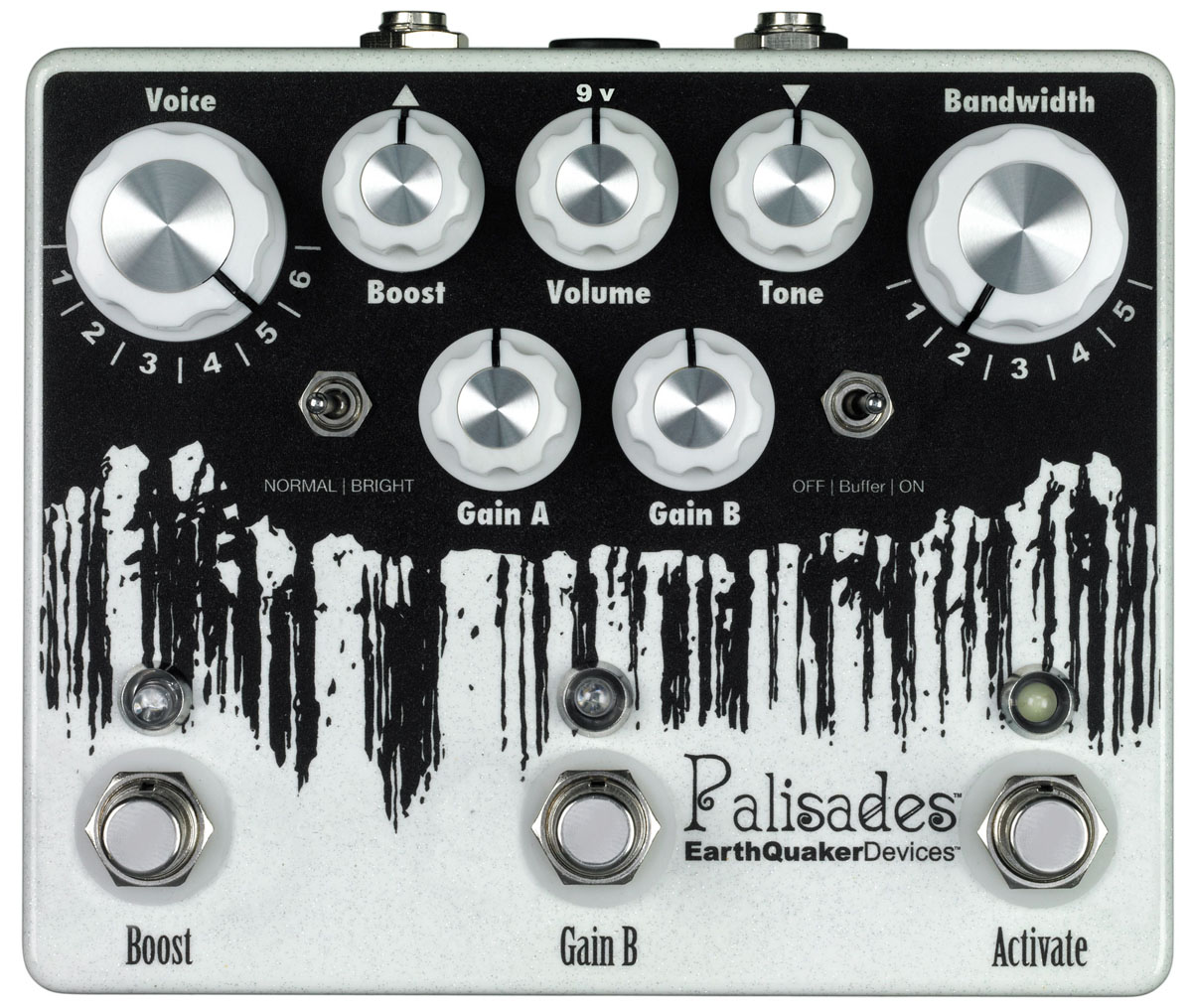 EarthQuaker Devices / Palisades オーバードライブ 【新宿店】