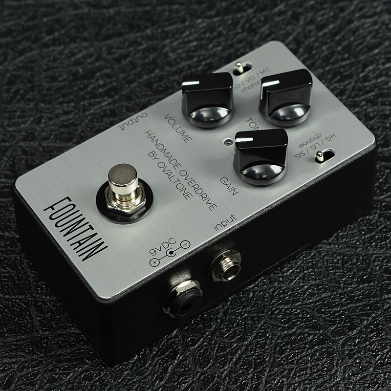 Ovaltone / FOUNTAIN Overdrive ≪今ならピック10枚プレゼント!≫ 【数量限定の新品超特価!】【オーバードライブ】【新宿店】