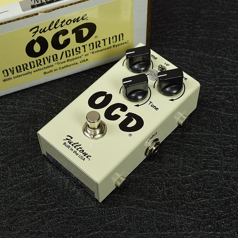 Fulltone / OCD V2 【オーバードライブ/ディストーション】【新宿店】