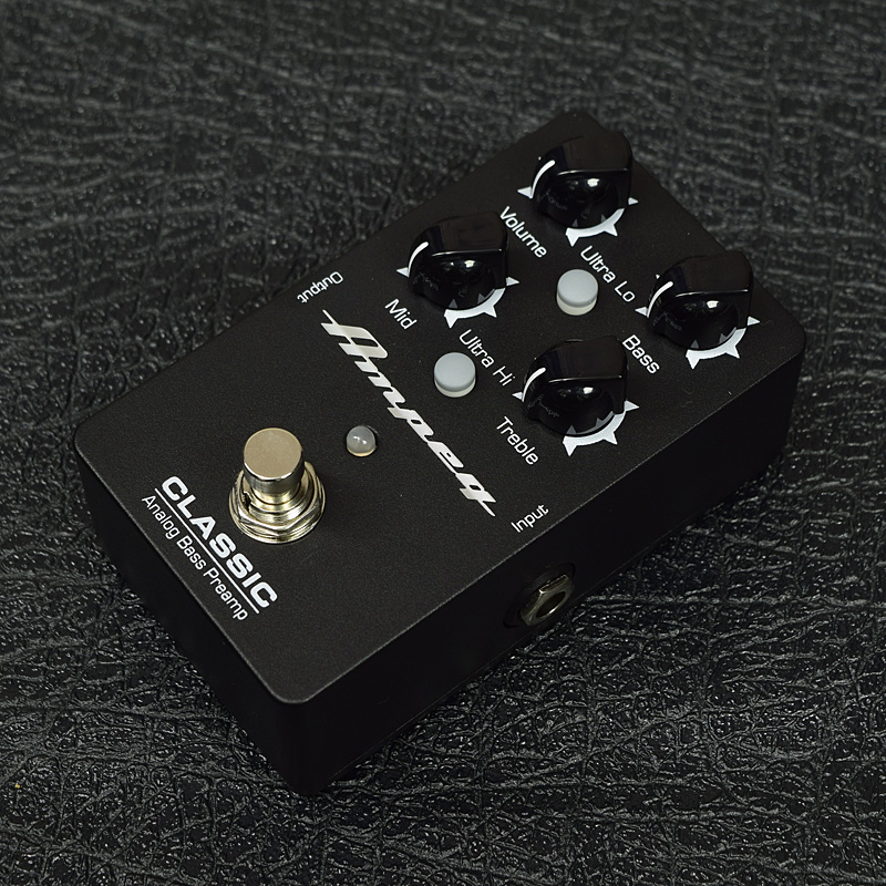 Ampeg / Classic Analog Bass Preamp 【ベース用プリアンプ】【新宿店】