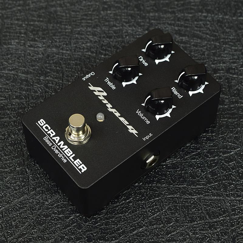 Ampeg / Scrambler Bass Overdrive 【ベース用オーバードライブ】【新宿店】