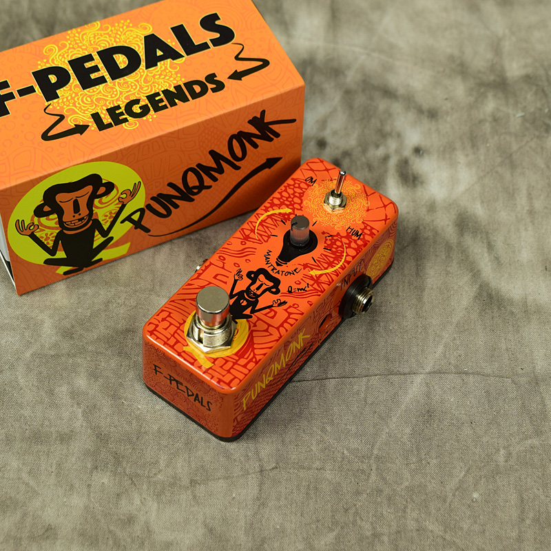 F-Pedals / PUNQMONK【フィルター】【新宿店】