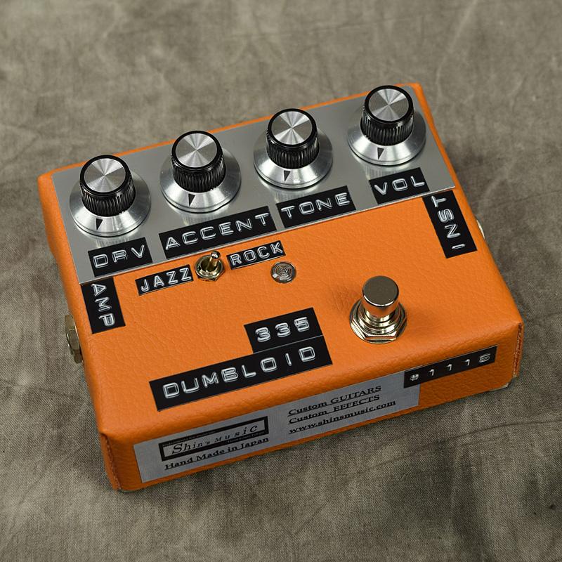 Shin's Music / Dumbloid 335 Special Orange Tolex 【シンズミュージック】【オーバードライブ】【新宿店】