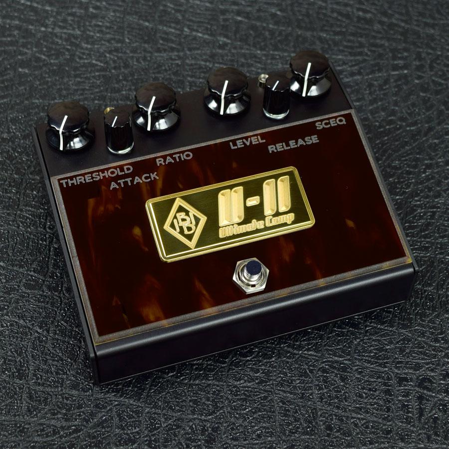 Inner Bamboo Bass Instruments / U-II Ultimate Comp【ベース用コンプレッサー】【新宿店】