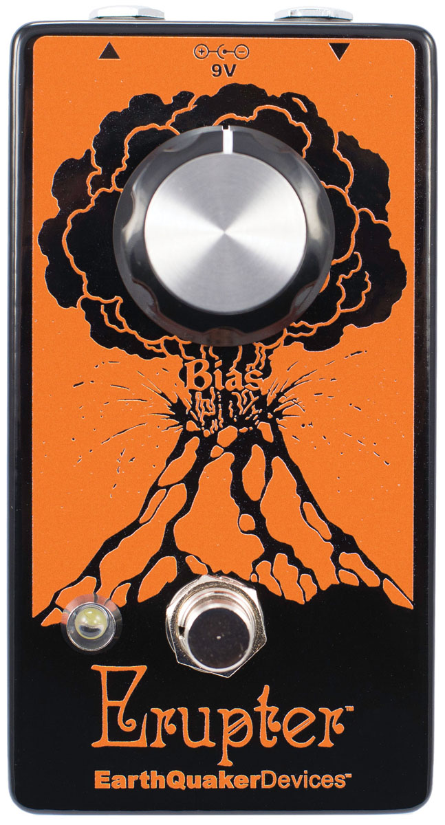 EarthQuaker Devices / Erupter ファズ 【新宿店】