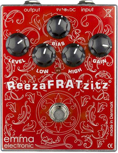 EMMA / ReezaFRATzitz II 【エフェクター】【エンマ】【リーザフラットジッツ2】【新宿店】