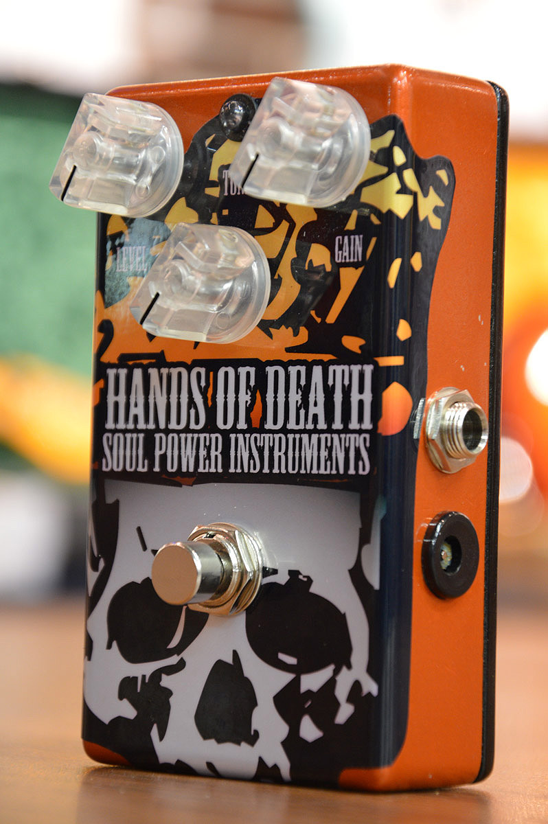 Soul Power Instruments / Hands of Death 【展示品特価】【新宿店】