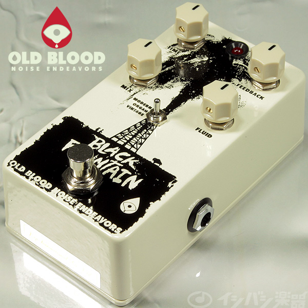 Old Blood Noise Endeavors / Black Fountain Delay【ディレイ】【展示品特価】【新宿店】