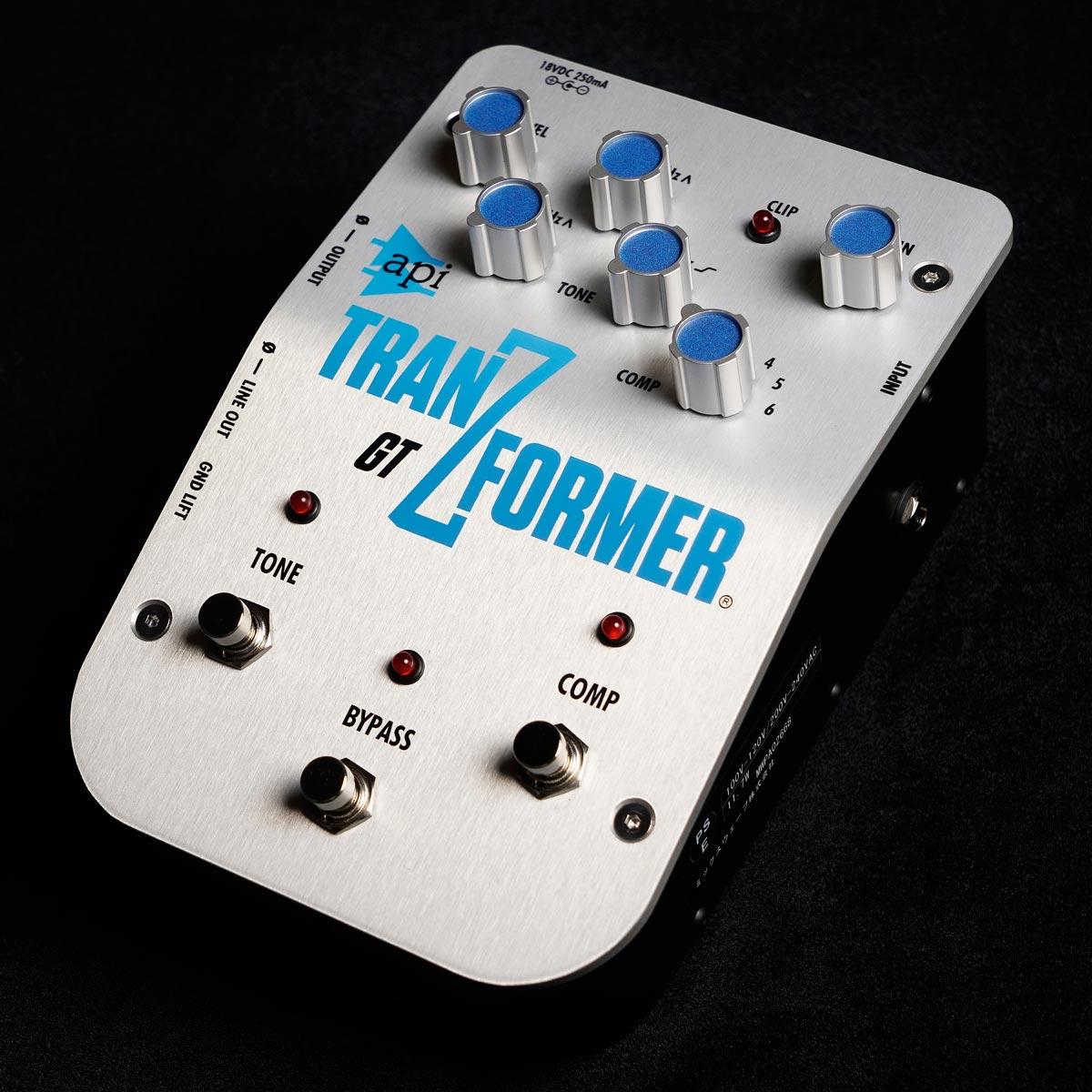 api / TranZformer GT ギター用プリアンプ 【新宿店】