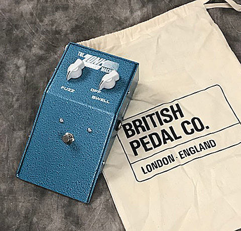 The British Pedal Company / Vintage Series Zonk Machine 【新宿店】