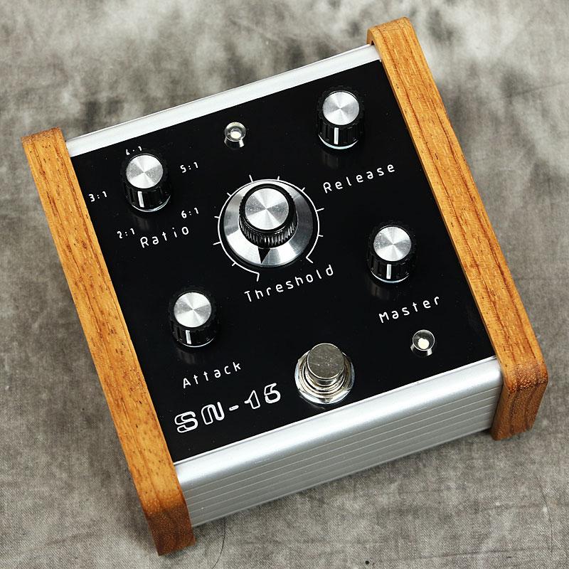 Meridian Guitars / SN-15 Compressor 【コンプレッサー】【ベース用コンプレッサー】【新宿店】