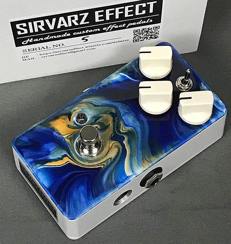 世界の人気ブランド SIRVARZ EFFECT Artizan 特価キャンペーン Drive Over